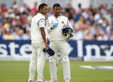 What MS Dhoni told Stuart Binny before match-saving 78 v England on debut