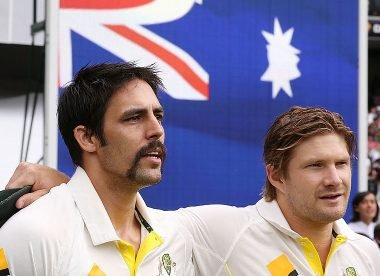 The Shane Watson ploy that changed the course of the 13/14 Ashes