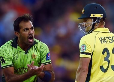'Didn't realise he could bowl that fast' – Watson reveals the sledge that fired up Wahab Riaz