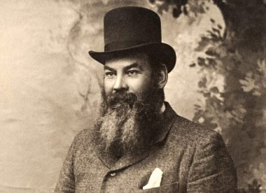 WG Grace: The imperfect man whose towering presence transformed the game – Almanack