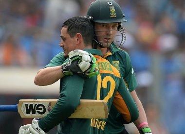 Quinton de Kock: AB de Villiers was in line to return for T20 World Cup