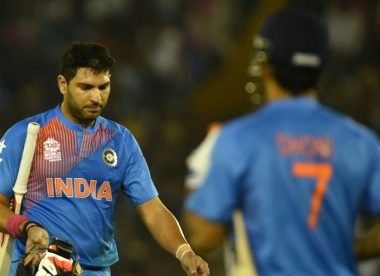 Yuvraj Singh: I was handled unprofressionally towards the end of my career