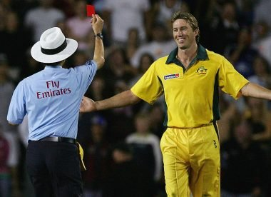 The Ten: Send-offs – From Bowden's red card to Anderson's 'finger-on-the-lips'