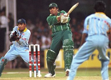 Crowd control: When Inzamam took matters into his own hands