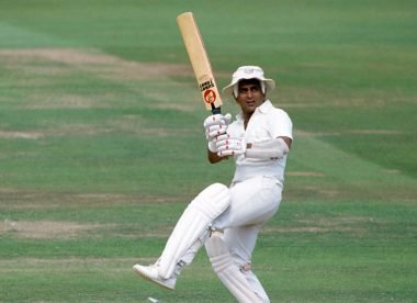 'Watch me score a hundred' — How Gavaskar bounced back from a lean patch in 1986