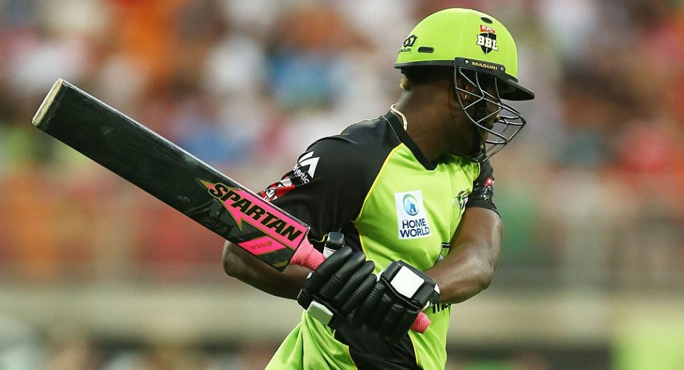 Andre Russell, BBL (Fashion statements)