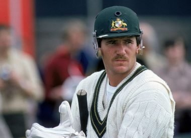 Allan Border: A symbol of defiance and unrelenting concentration – Almanack