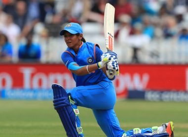 Harmanpreet Kaur almost missed her India debut because she didn't know she'd been picked