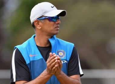 Why Rahul Dravid turned down India's head coach role in 2017