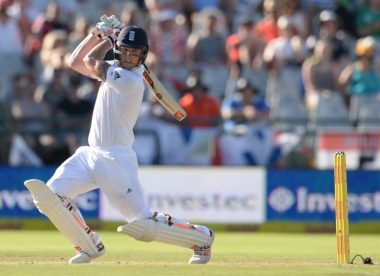 Quiz! Name the players with the most sixes in a Test innings for England