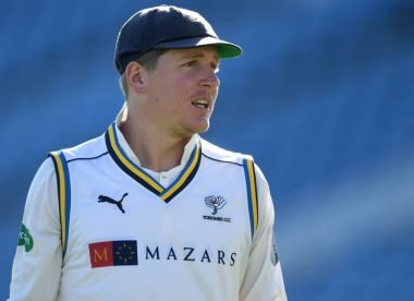 What have England got against Gary Ballance?
