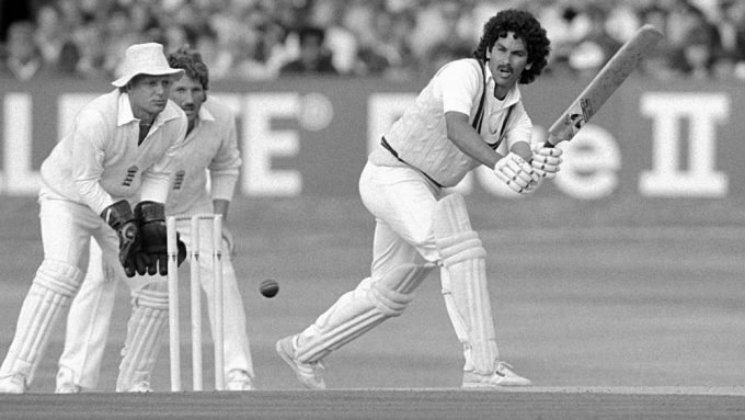 How Larry Gomes became a steadying influence among dashing strokeplayers – Almanack