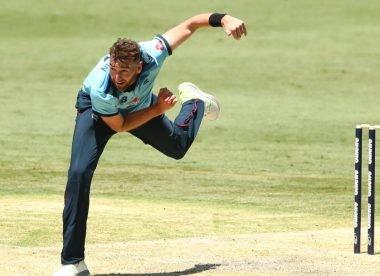 Who Is Lancashire fast bowler Richard Gleeson?