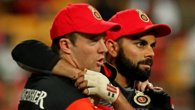 'Watched him bat in the nets for ages' – How de Villiers & Kohli helped each other improve