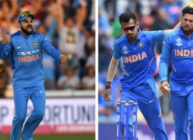 How Virat Kohli helped Kuldeep & Chahal build a successful partnership