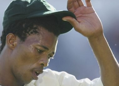 Makhaya Ntini speaks out about the discrimination he faced in the South Africa side