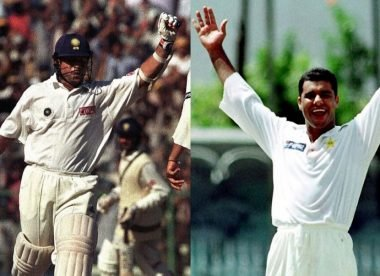 'Don't know what Sachin was thinking' – Waqar Younis on 1999 Chennai Test