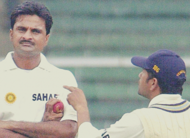 When Tendulkar switched Srinath's trousers just before a game