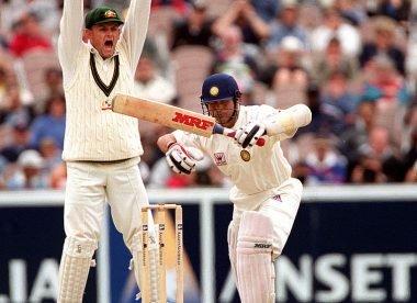 Daryl Harper 'proud' of infamous 'shoulder-before-wicket' dismissal of Tendulkar