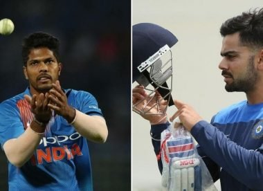 'Wanted to wear a helmet' – When Kohli kept wicket to Umesh on Dhoni's request