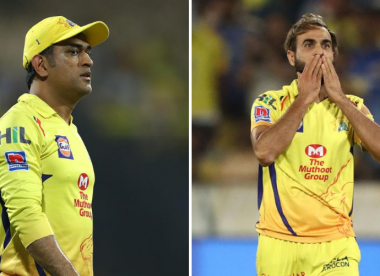 When MS Dhoni gave a 'nervous' Imran Tahir a warm welcome