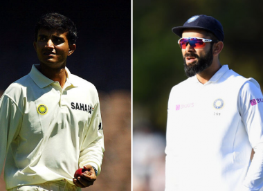Irfan Pathan points out the one feature that makes Kohli & Ganguly similar