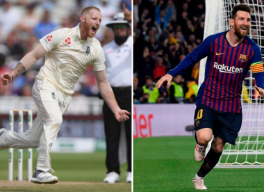 How Ben Stokes is like Lionel Messi at Barcelona