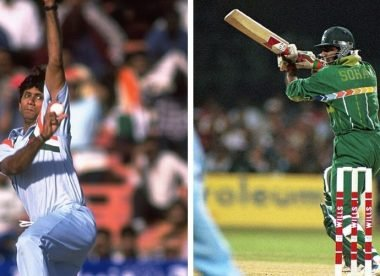 'We were shocked' – Waqar Younis on the Aamer Sohail-Venkatesh Prasad face-off