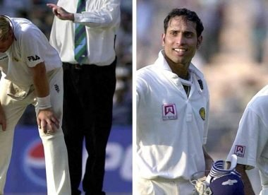 'That's not bad bowling' - What Ian Chappell told Shane Warne after 2001 Kolkata Test