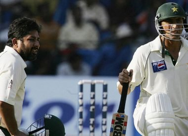 Inzamam-ul-Haq slams Grant Flower over allegations against Younis Khan