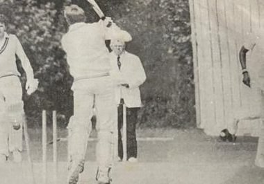 Curtly the clubbie, part two: Going head to head with Hooper and Garner at Heywood