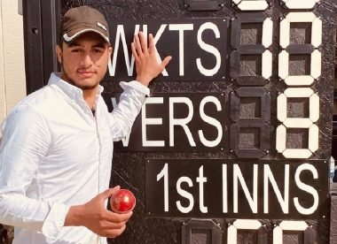 From Afghanistan to Essex: The story of a special 10-for