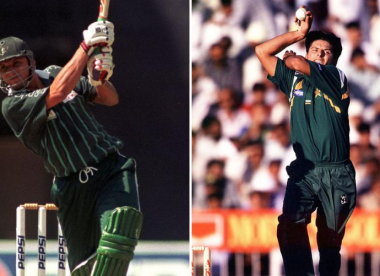 How Shahid Afridi went from a 'bowler who can hit' to a proper batsman