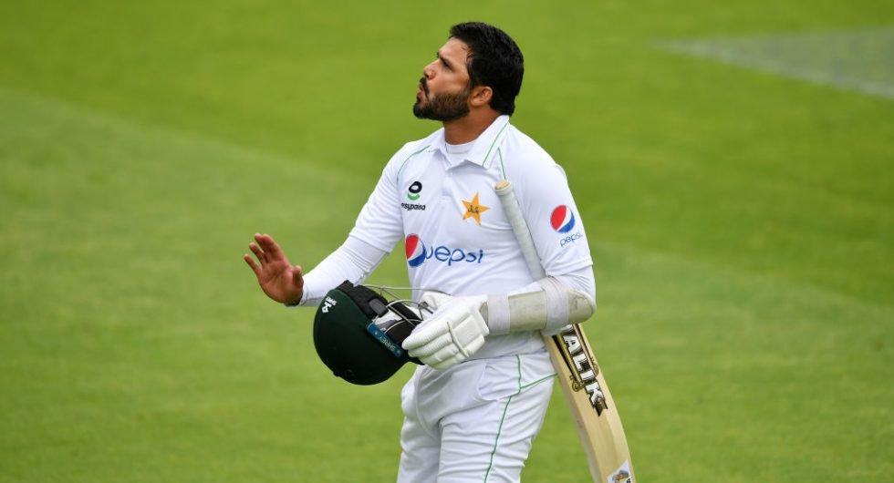 Azhar Ali Pakistan