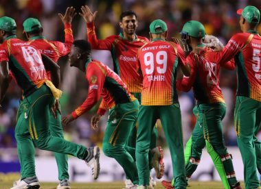 Spin is king for Guyana Amazon Warriors as they look to break CPL voodoo