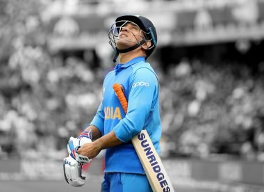 Retirement gives Dhoni closure, and the world a rare peek at his emotions