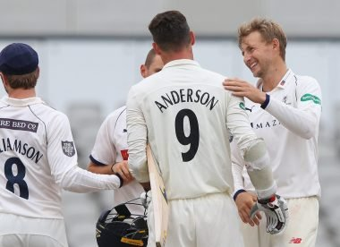 The star-studded Roses clash Joe Root won for Yorkshire… with the ball