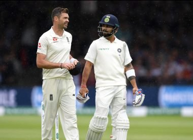 Anderson explains the major difference between Virat Kohli of 2014 & 2018