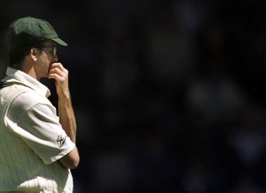 How a broken nose changed Steve Waugh as captain