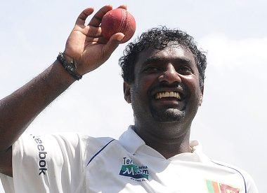Muttiah Muralitharan's top ten moments, in his own words