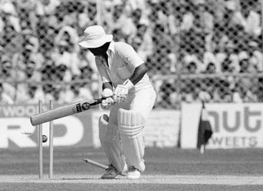 Quiz! Name every opener dismissed off the first ball of a Test match since 1970