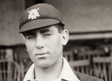 Bill Voce: A fast-bowling genius who almost became a spinner – Almanack