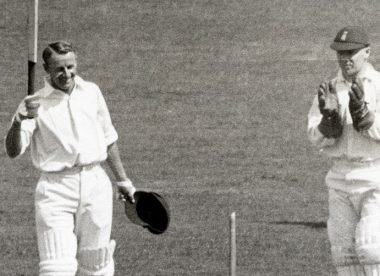 The Don's arrival: How a young Bradman left English spectators astonished – Almanack