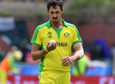 No sweat to shine ball - New restrictions imposed on Australia team in the UK