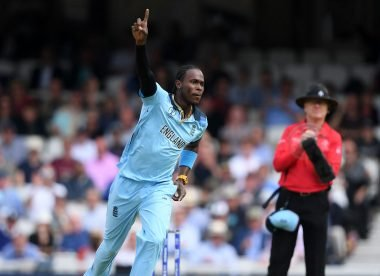'Less batter-friendly' – Jofra Archer explains why white-ball cricket suits him more