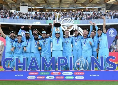 England's multicultural World Cup winners: Different strokes for different folks – by Eoin Morgan