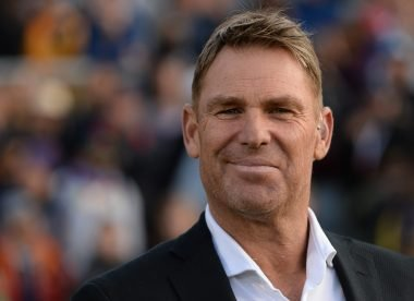 Shane Warne has an out-there idea for managing the end of James Anderson's Test career