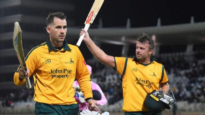 2020 T20 Blast: Notts Outlaws team preview, fixtures and squad list