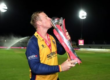 Who is captaining each T20 Blast side in 2020?