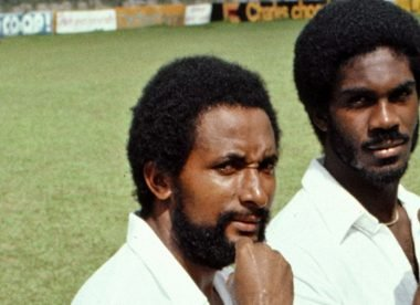 Andy Roberts & Michael Holding: The greatest partnership, on and off the field